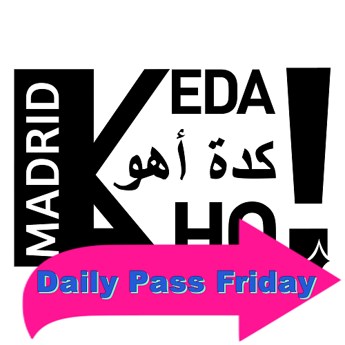 Daily Pass Friday