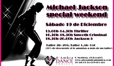 Michael Jackson Special Week End